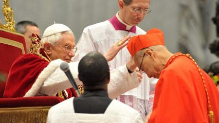 El Papa crea 6 nuevos cardenales