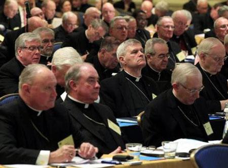 Triunfo de Obama deja desorganizados a los Obispos de EE. UU.
