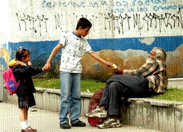 Antropologia Cristiana, Caridad