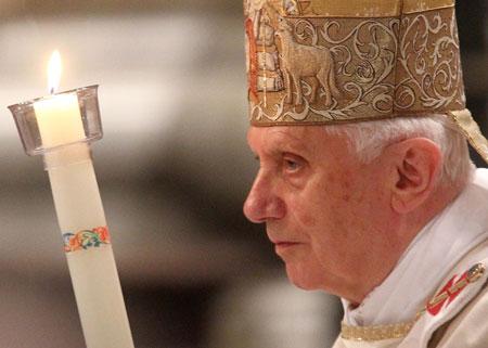 Benedicto cambios en la Iglesia