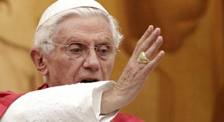 Frases fuertes de Benedicto XVI