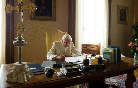 Motu proprio Benedicto XVI