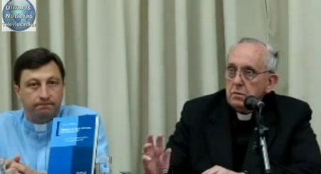 Jorge Bergoglio reivindica a teólogo argentino Tello
