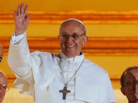 Bio del Papa Francisco