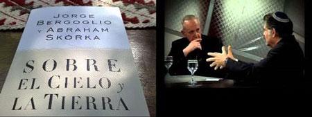 Jorge Bergoglio y el rabino Skorka
