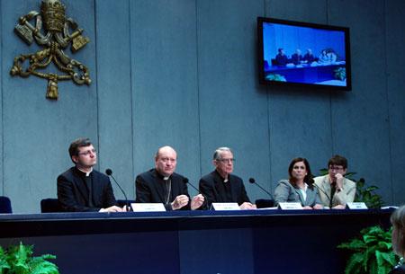 Conferencia Células Madre en el Vaticano