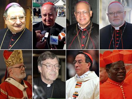 Consejo gobierno Papa Francisco
