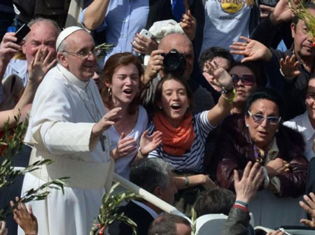 Papa Francisco y una Iglesia por renovar