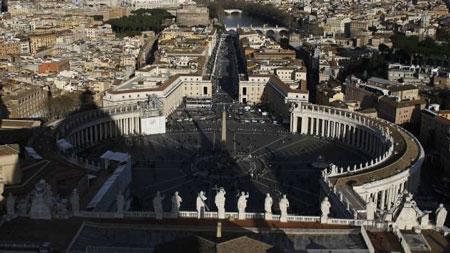 Banco Vaticano informe anual en web