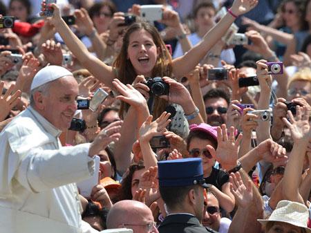 Hans Küng y el Papa Francisco