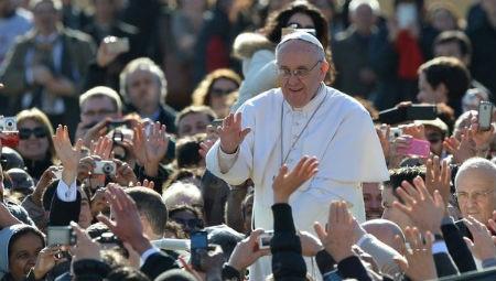 El Papa Francisco habló de los ateos en Santa Marta