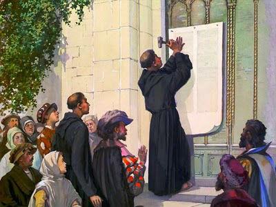 95 Tesis Lutero