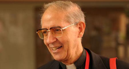 Superior General de la Compañía de Jesús Padre Adolfo Nicolás