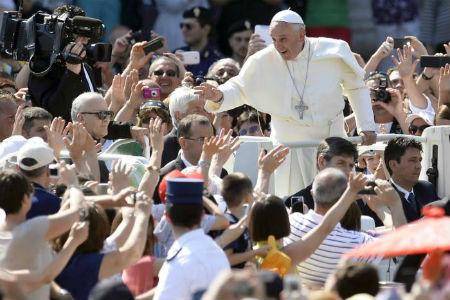Papa Francisco revolución de la bondad