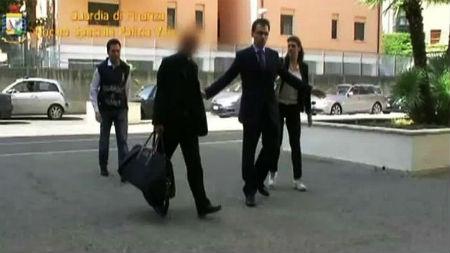 Nunzio Scarano detenido