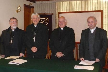 Obispos de Perú y Chile se reunen - relaciones bilaterales