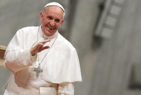 Francisco, el jesuita risueño