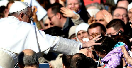 Compasión y el Papa Francisco