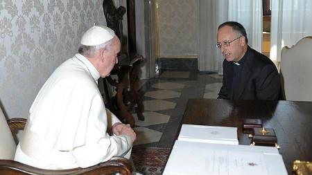 Entrevista Antonio Spadaro al Papa Francisco