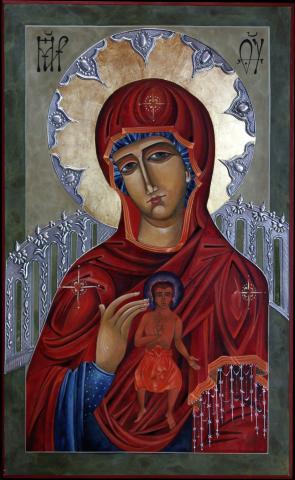 María de la Zarza Ardiente