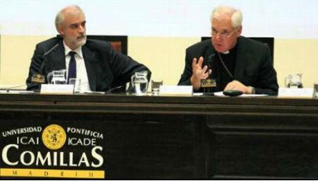 Arzobispo Muller - X Jornada Teología en Comillas