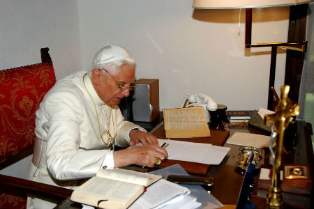 Carta de Ratzinger a Odifreddi