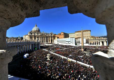 Cuestionario Santa Sede católicos