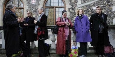 Obispos mujeres Iglesia de Inglaterra