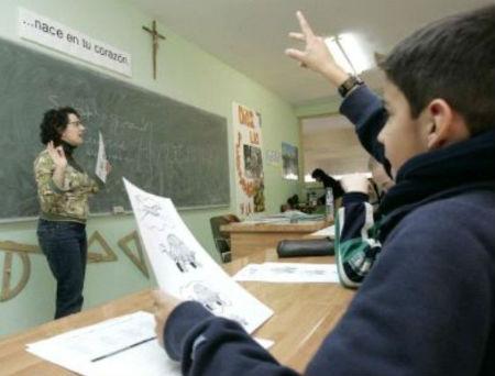 Educación católica hoy