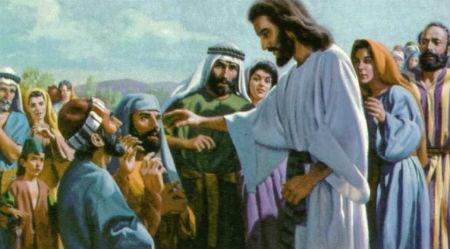 Año de la Fe Identificarse con Jesus