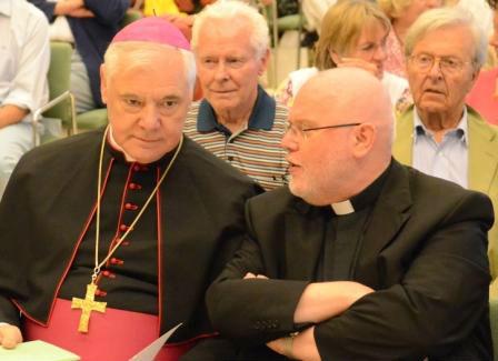 Cardenal Marx - Arzobispo Müller