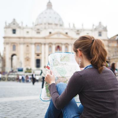 Mujeres en diálogo con El Vaticano