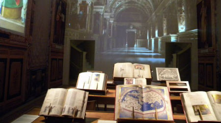 Biblioteca Vaticana digitaliza textos