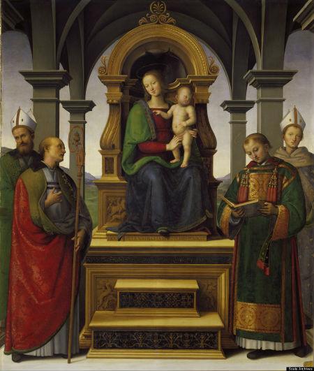 Pinturas museos Vaticanos Libro