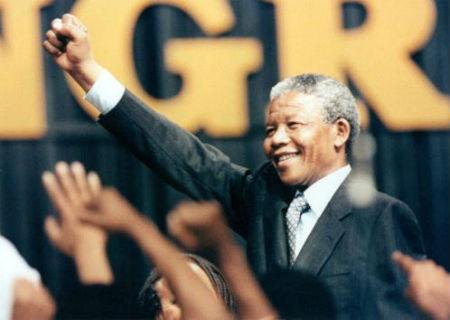 Un homenaje a Nelson Mandela