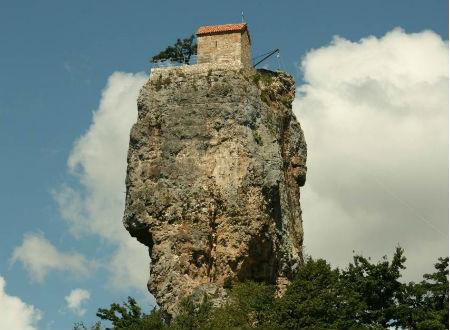 Templo del acantilado