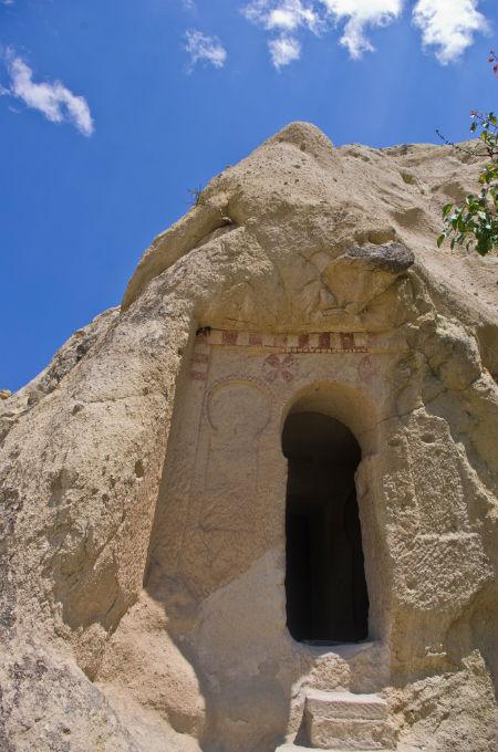 Stone Church Ruins