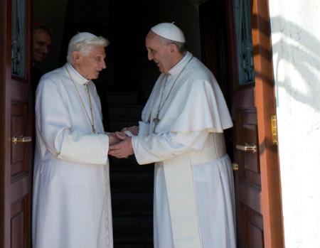 El Papado es un servicio no un poder