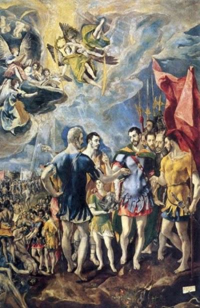 El martirio de san Mauricio