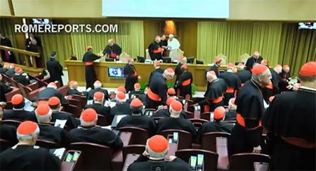 Audiencia Pontificia Comisión América Latina
