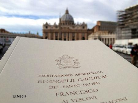 Evangelii Gaudium reflexiona Antonio Spadaro