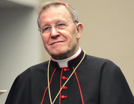 Entrevista cardenal Walter Kasper - Marzo 2014