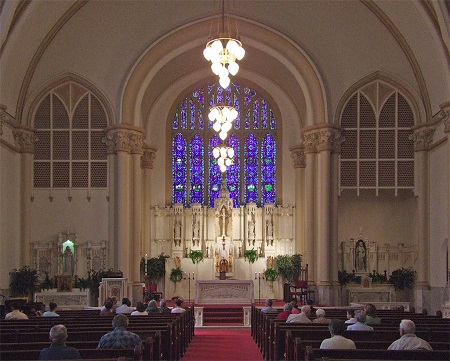 Iglesia de EEUU
