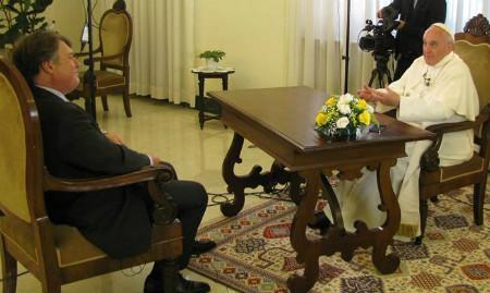 Entrevista Papa Francisco La Vanguardia