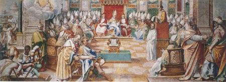 Papa Francisco Concilio Nicea