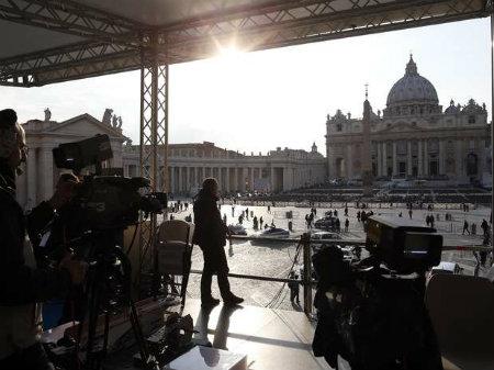 Reforma medios comunicación Vaticano