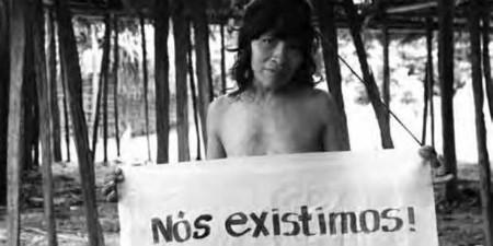 Violencia contra los pueblos indígenas en Brasil