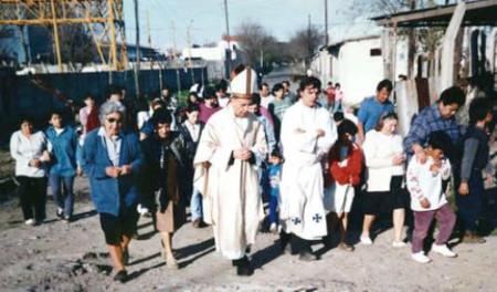 Bergoglio y los pobres