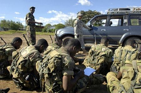 Guerra África