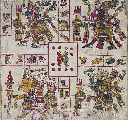 Manuscrito precolombino